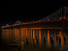 Bay Bridge View From San Francisco Waterfront