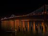 Bay Bridge View From San Francisco Waterfront
