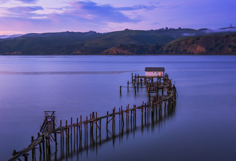 Abandoned Shack on the Carquinez River