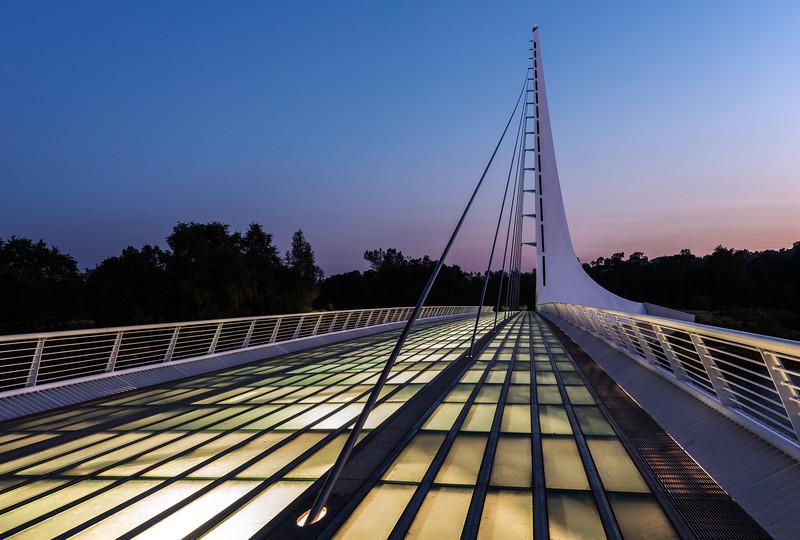 Sundial Bridge, Redding CA
