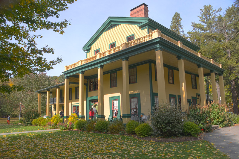 Geln Iris Inn in Letchworth State Park