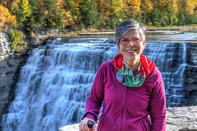 Jane and Letchworth Middle Falls