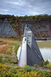 Mt Moris Dam