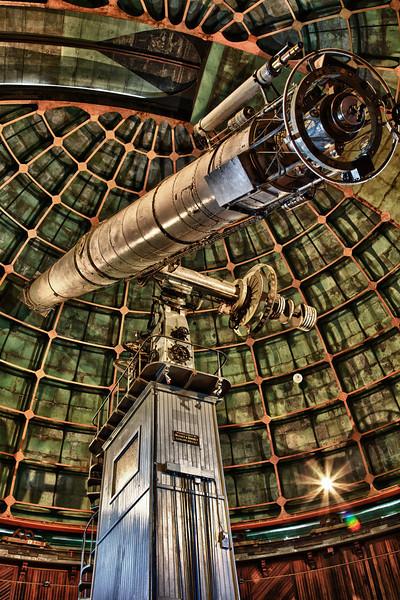 James Lick Telescope.