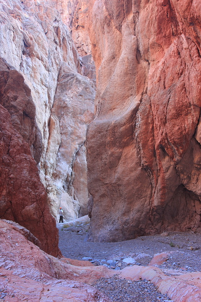 Red Wall Canyoneer - Death Valley