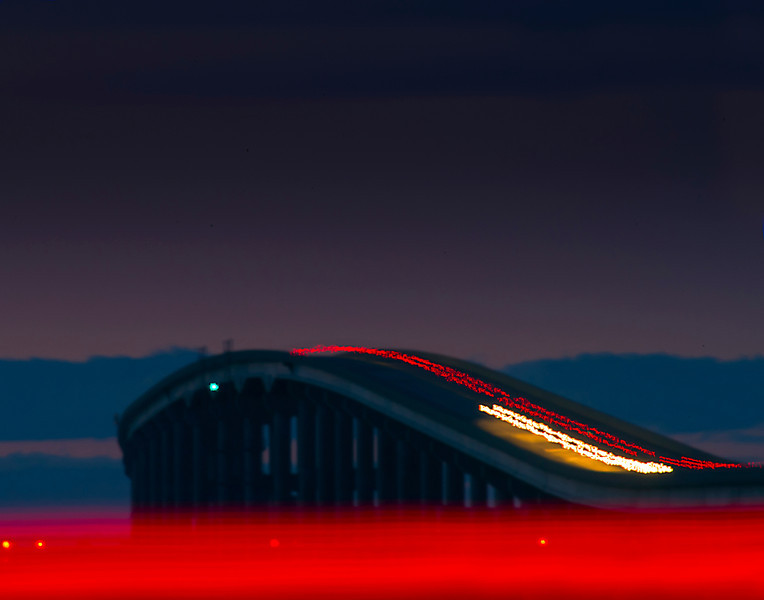 Route 316 Bridge, over Apalachicola Bay FL, taken with a 500mm f/4...really hard to hold the lens steady in a 20 mph wind