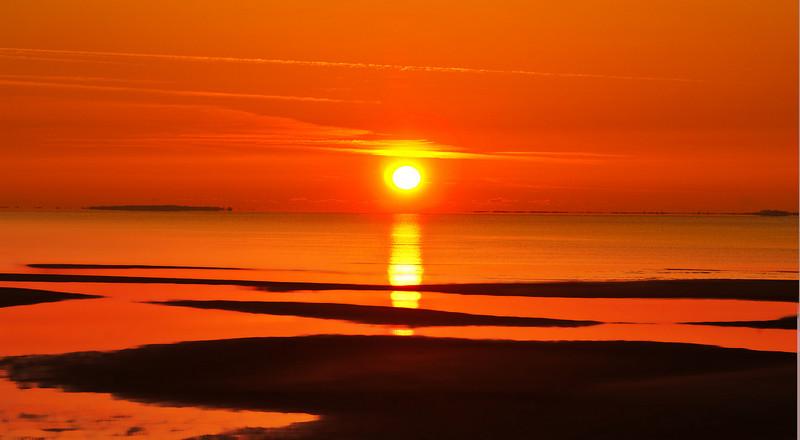 Eastpoint Fla, Summer Sunrise
