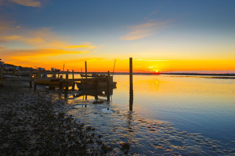Eastpoint FL sunrise