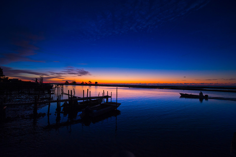 Dawn's Early Light, Eastpoint, FL