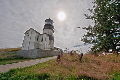 Cape Disappointment Lighthouse, Cape Disappointment State Park, Washington