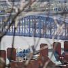 An Ohio River bridge