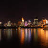 Downtown Cincinnati and the Ohio River