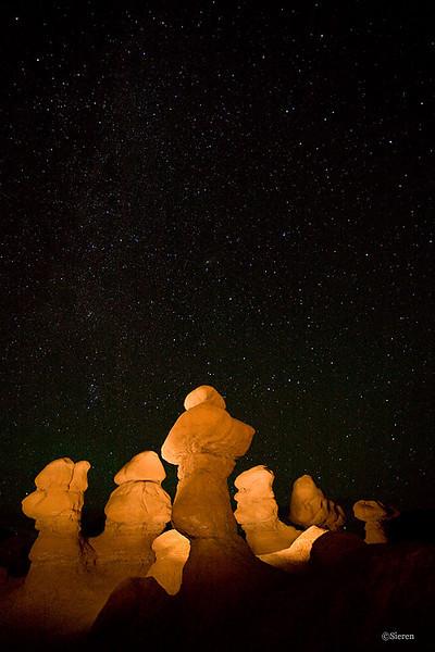 Rock Stars - Utah 2007<br /> Goblin Valley State Park