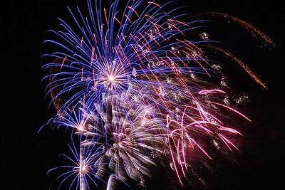 Fireworks & Lightening