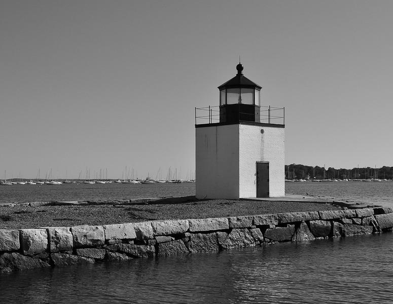 Derby Wharf Lighthouse