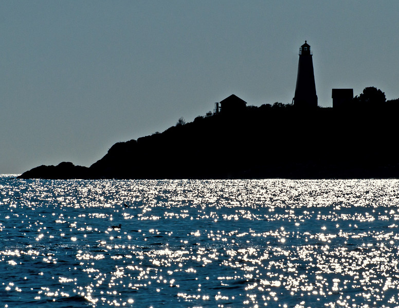 Baker's Island Lighthouse