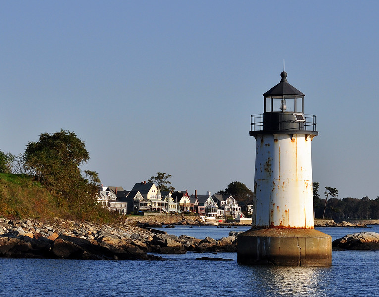 Winter Island Lighthouse