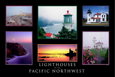"""Lighthouse Collage"""