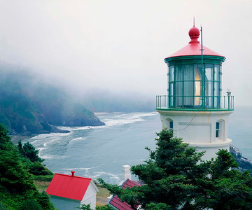 """Heceta Head Light"""