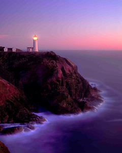 """North Head Light"""