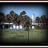 St.Johns Lighthouse,Naval Station Mayport, Florida..Sept 18, 2010