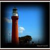 St. Johns River Lighthouse on Naval Station Maport, florida ....Sept 18, 2010