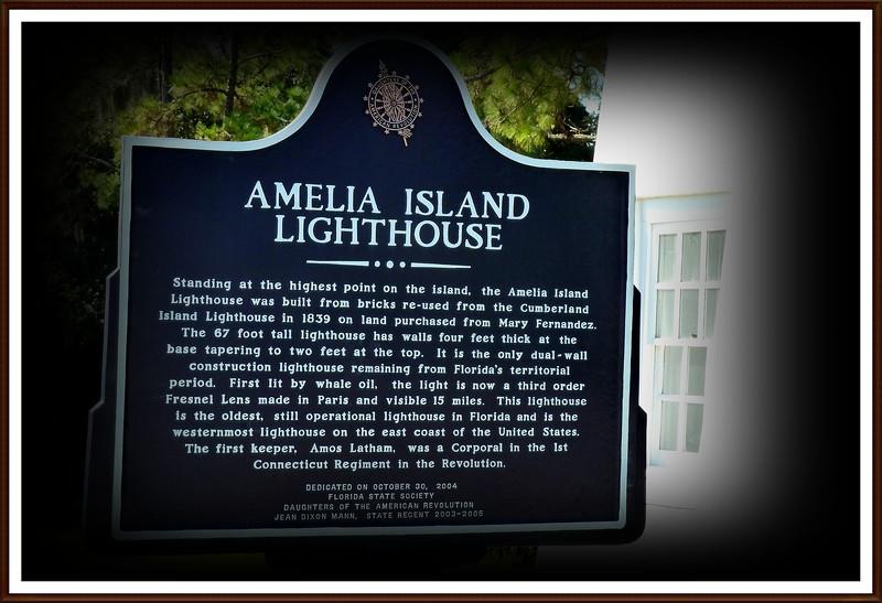 Amelia Island Lighthouse..Sept 18,2010