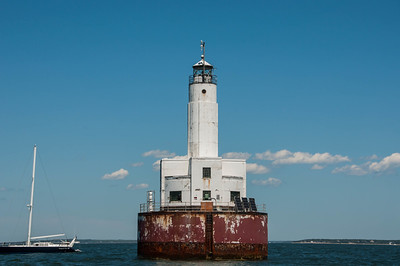 Cleveland Ledge Light  Buzzards Bay
