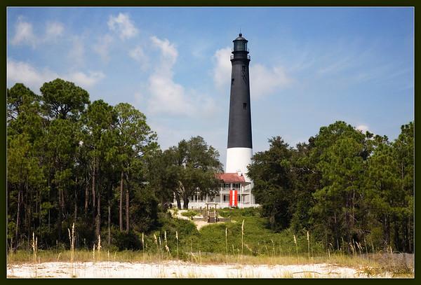 Pensacola Light, Pensacola Naval Station, Florida