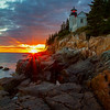 Bass Harbor Lighthouse, Bass Harbor, Maine