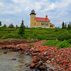 Copper Harbor Lighthouse, Copper Harbor, Michigan