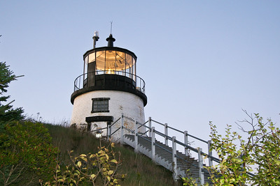 Owl's Head Light, Rockland, Maine #2555