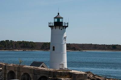 Portsmouth Harbor Light, New Castle, NH