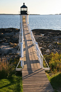 Marshall Point Light, Port Clyde Maine #2519