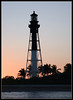 Hillsboro Light-Sunset