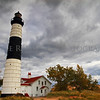 Big Sable Lighthouse, Ludington State Park, Ludington, Michigan