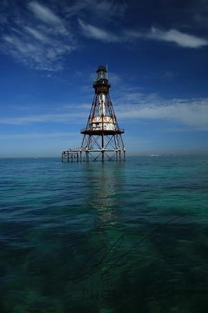 Fowey Rocks Lighthouse