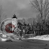 Presque Isle Light House Winter