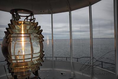 Fresnel Light, Owl's Head Lighthouse