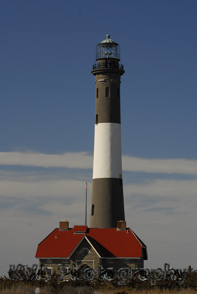 Robert Moses Fire Island Lighthouse