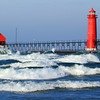 Grand Haven Lighthouse, Grand Haven, Michigan