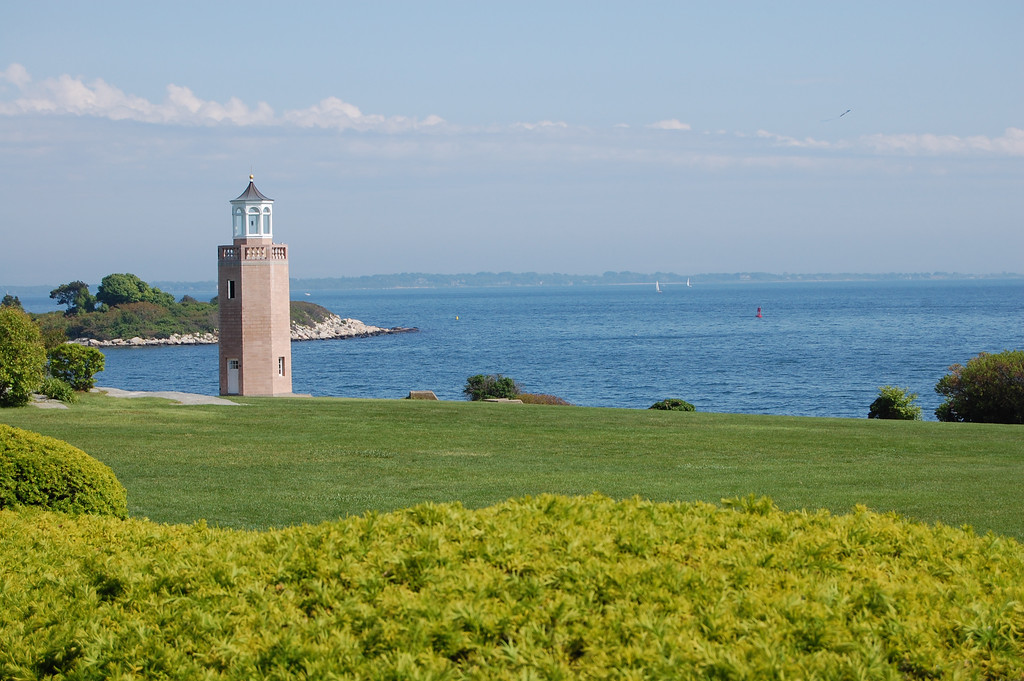 Lighthouse at Avery Point, Groton, Connecticut