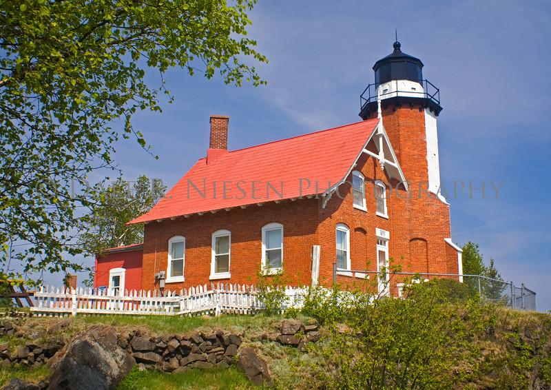 Eagle Harbor Lighthouse, Eagle Harbor, Michigan