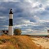 Big Sable Lighthouse, Ludington State Park, Ludington, Michigan