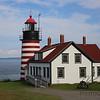 West Quoddy Head Light house