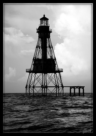 American Shoal Lighthouse