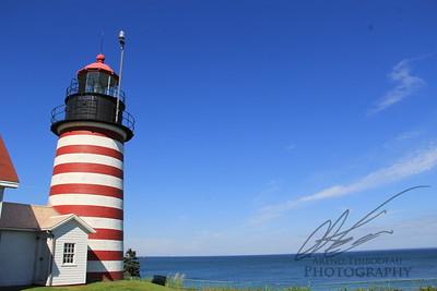 Quoddy Head Lighthouse