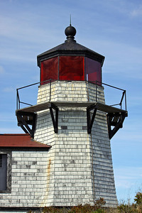 Squirrel Point Light, Arrowsic, Maine #7323