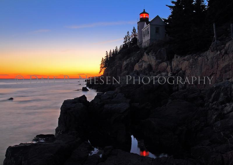 Bass Harbor Lighthouse, Bass Harbor, Maine