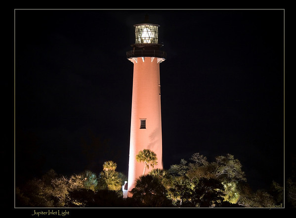Jupiter Inlet Light